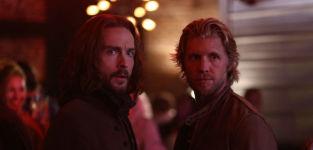 Ichabod and Hawley Work Together - Sleepy Hollow Season 2 Episode 8
