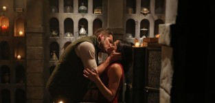 Lip locking with robin hood once upon a time s4e7