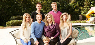 Chrisley Knows Best Season 2 Cast Pic