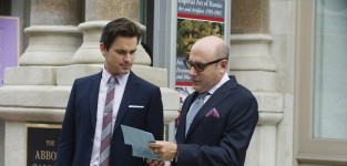 Mozzie's Past - White Collar