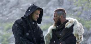 King ragnar and bjorn ironside vikings s3e1