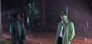 An Experiment Gone Wrong - Constantine