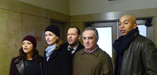 The mob witness blue bloods