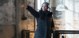 Lucy liu directing on elementary season 3 episode 14