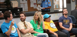 The murder case its always sunny in philadelphia