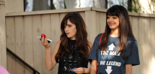 Old Acquaintance - New Girl