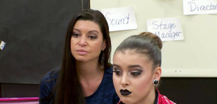 The pressure is on dance moms