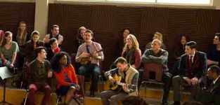 Jam Session - Glee Season 6 Episode 13