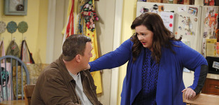 Molly becomes paranoid mike and molly