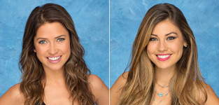 The bachelorette stars