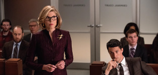 A malfunction the good wife