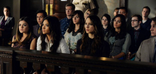 "Pretty Little Liars Photos From ""I'm A Good Girl, I am"""