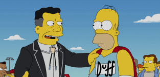 The Simpsons Season 26 Episode 17 Review: Waiting for Duffman