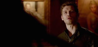 Worried klaus the originals
