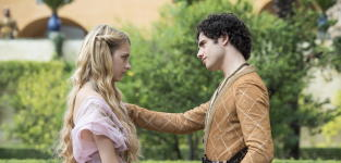 Myrcella baratheon and trystane martell talk game of thrones