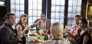 Couples dinner hart of dixie season 4 episode 9