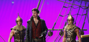 Behind the scenes with colin odonaghue once upon a time s4e16
