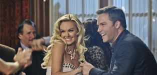 Shelby and George - Hart of Dixie Season 4 Episode 10