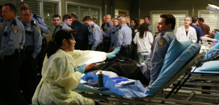 Chaos in the hospital greys anatomy