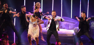 Patti and artem salsa dancing with the stars s20e2
