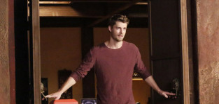 Luke mitchell as lincoln agents of shield