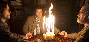 Flame on supernatural season 10 episode 17
