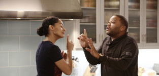 Bow calls out dre black ish