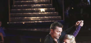 Chris and witney argentine tango dancing with the stars s20e3