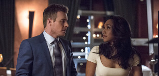 Is everything ok the flash s1e18