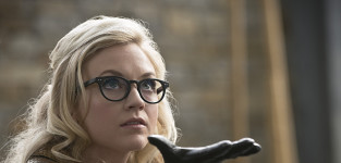 Emily kinney as brie larvin the flash s1e18