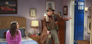 Sheldon all dressed up the big bang theory s8e19