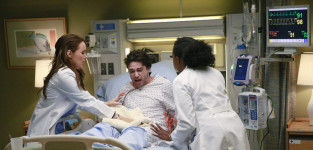 Stephanie and Jo Try to Help a Patient - Grey's Anatomy Season 11 Episode 19