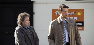Metatron and Castiel - Supernatural Season 10 Episode 18