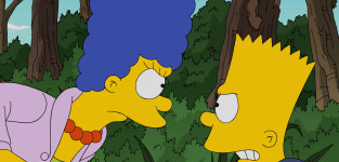 The Simpsons Season 26 Episode 18 Review: Peeping Mom