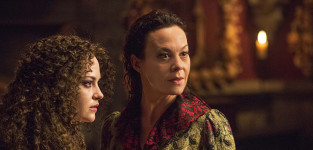 Evelyn Poole and Hecate Scheme - Penny Dreadful Season 2 Episode 1