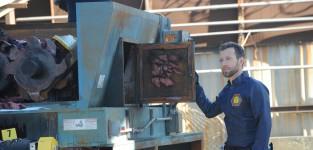 Hodgins Finds a Face! - Bones Season 10 Episode 15