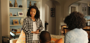 Pushing Her Boundaries - black-ish