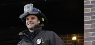 Jesse Spencer as Lieutenant Matthew Casey -- Chicago Fire