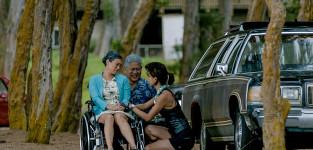 Kono and Mom - Hawaii Five-0