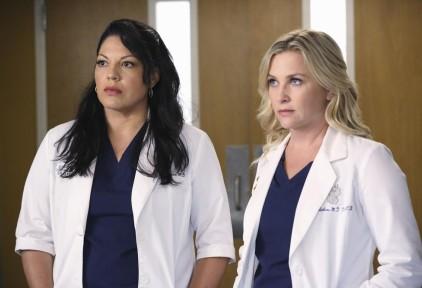 Grey's Anatomy Forecast: Will Arizona and Callie Stay Together?