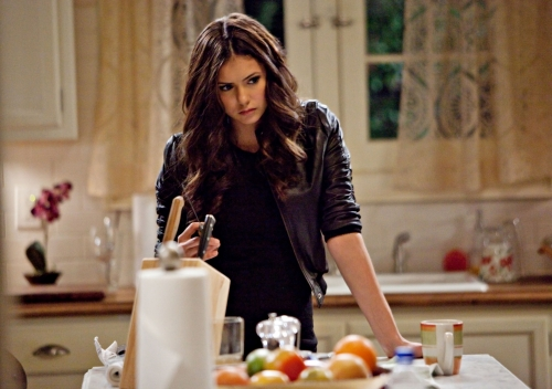 I'm Katherine Pierce. I survive.