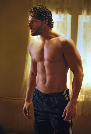 Alcide Herveaux - True Blood