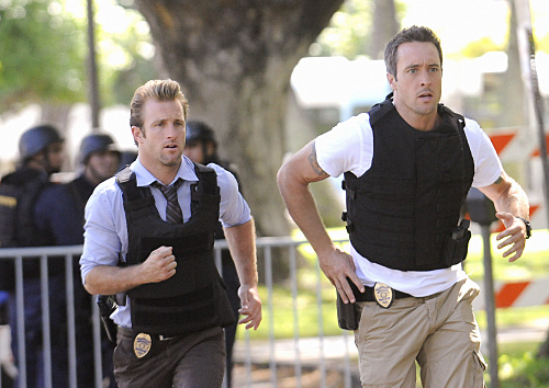 McGarett and Danno (Hawaii Five-0)