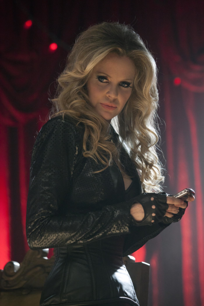 Kristin Bauer van Straten as Pam on True Blood