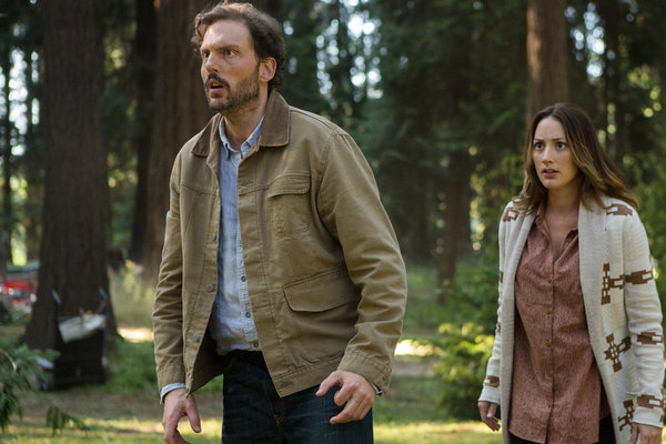 Silas Weir Mitchell as Monroe on Grimm