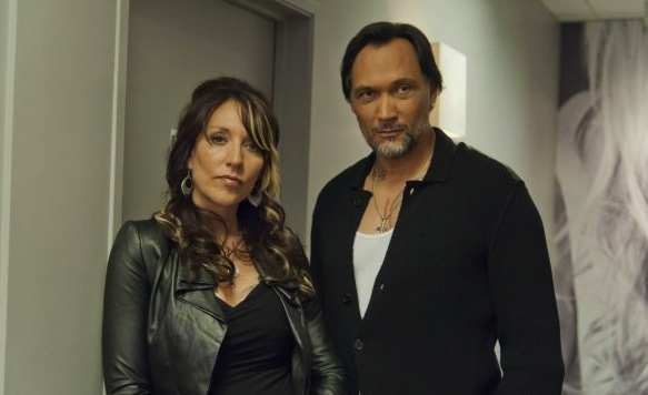 Jimmy Smits as Nero on Sons of Anarchy