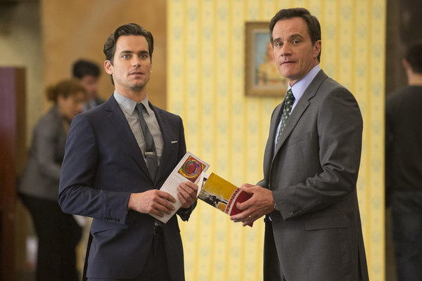 Neal and Peter (White Collar - USA)
