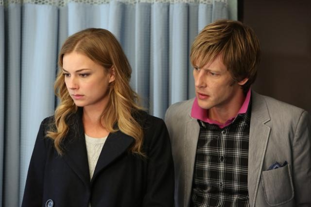 Gabriel Mann as Nolan Ross on Revenge