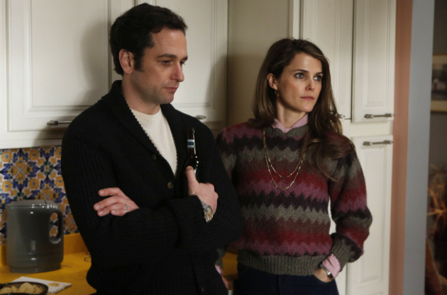 Elizabeth and Phillip (The Americans)