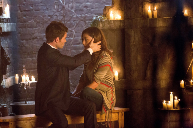 Elijah and Hayley - The Originals